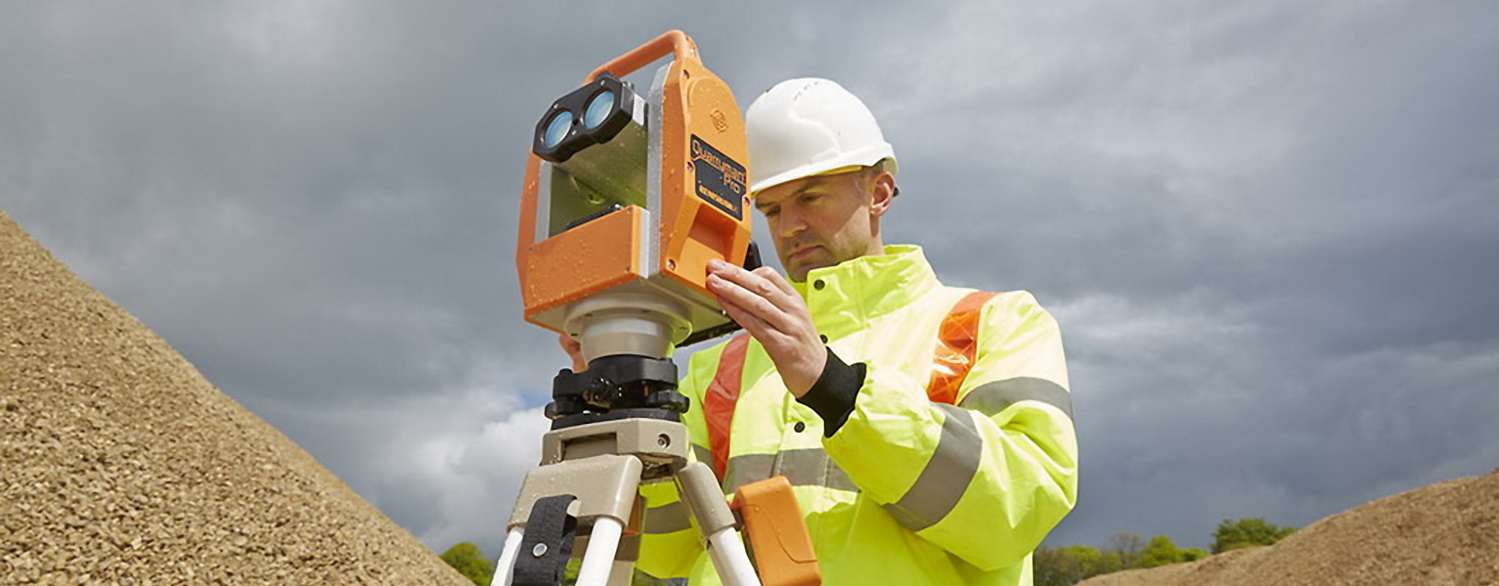 Laser scanning equipment